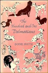 The Hundred and One Dalmatians by Dodie Smith