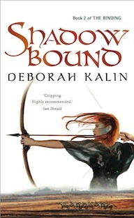 Shadow Bound (The Binding #2)