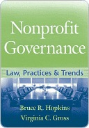Nonprofit Governance by Bruce R. Hopkins