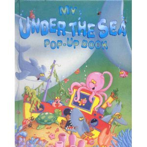 My Under the Sea Pop-Up Book