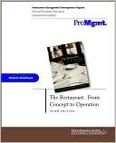 The Restaurant, Student Workbook: From Concept to Operation