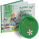 Anne of Green Gables (Glitter Charm Book)