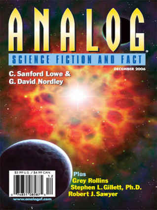 Analog Science Fiction and Fact, 2006 December