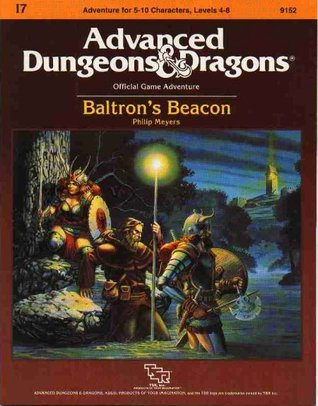 Baltron's Beacon (Advanced Dungeons & Dragons, I7)