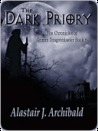The Dark Priory (The Chronicles of Grimm Dragonblaster, #6)