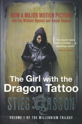 the girl with the dragon tattoo millennium 1 by stieg