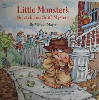 Little Monster's Scratch And Sniff Mystery