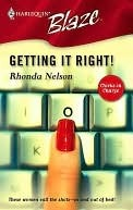Getting It Right! (Harlequin Blaze, #217)