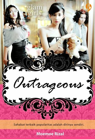 Outrageous by Moemoe Rizal