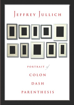 Portrait of Colon Dash Parenthesis