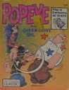 Popeye and Queen Olive Oyl