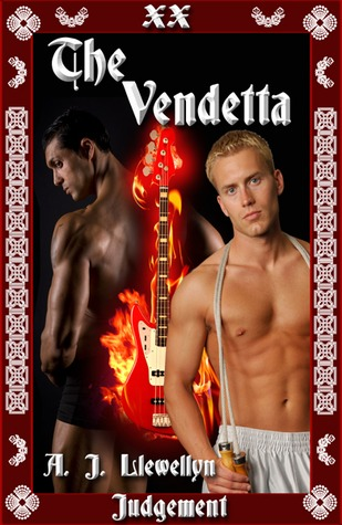 The Vendetta by A.J. Llewellyn