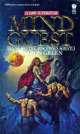 Mind Guest by Sharon Green