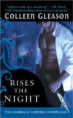 Rises The Night by Colleen Gleason