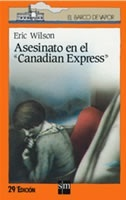 Asesinato en el «Canadian Express» by Eric  Wilson