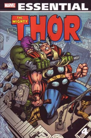 Essential Thor, Vol. 4 (Essential Thor #4)