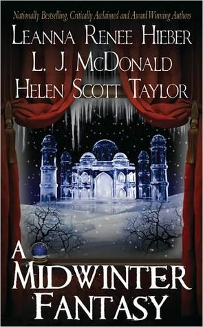 A Midwinter Fantasy (Strangely Beautiful, #2.5) (Sylph, #2.5) by Leanna Renee Hieber