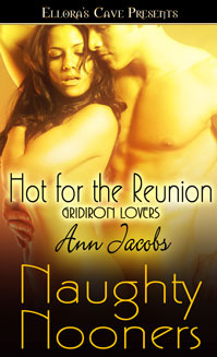 Hot for the Reunion by Ann Jacobs