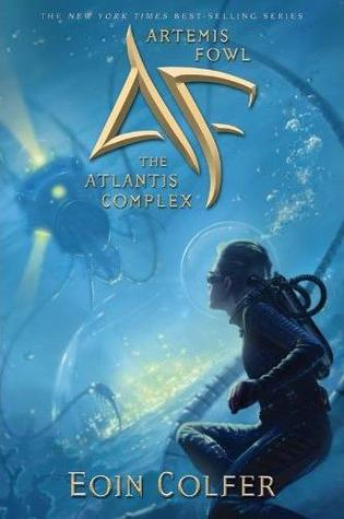 The Atlantis Complex by Eoin Colfer