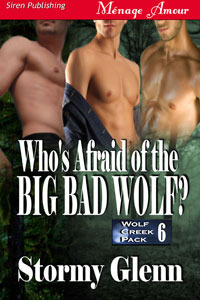 Who's Afraid of the Big Bad Wolf? by Stormy Glenn
