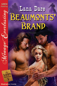 Beaumonts' Brand by Lana Dare