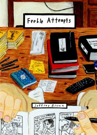 Feeble Attempts by Jeffrey Brown