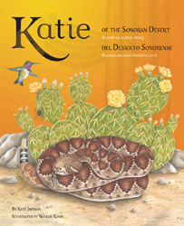 Katie of the Sonoran Desert