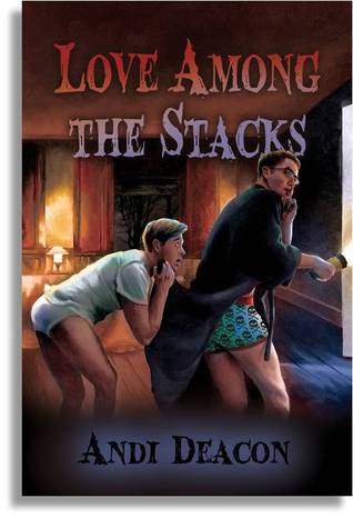 Love Among the Stacks by Andi Deacon