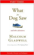 Personality, Character, and Intelligence by Malcolm Gladwell