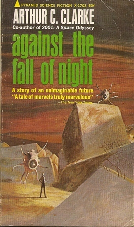 The fall against night of pdf