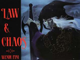 Law and Chaos by Wendy Pini