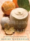 Return to Beauty: Old-World Recipes for Great Radiant Skin