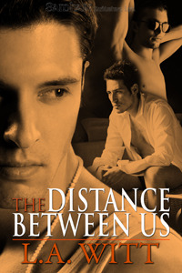 The Distance Between Us by L.A. Witt