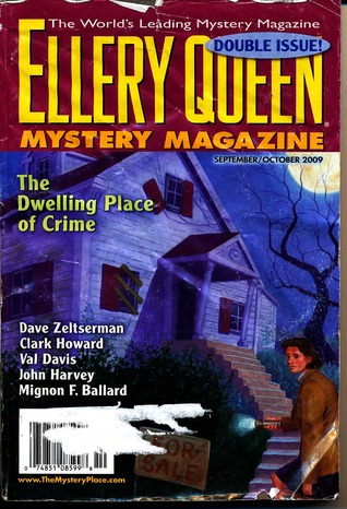 Ellery Queen Mystery Magazine, September/October 2009 by Dave Zeltserman