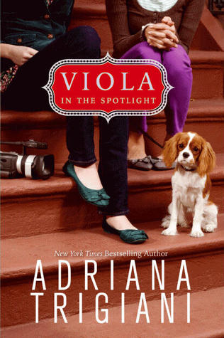 Viola in the Spotlight by Adriana Trigiani