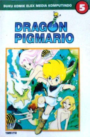 Dragon Pigmario Vol. 5 by Shinji Wada