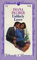 Unlikely Lover by Diana Palmer