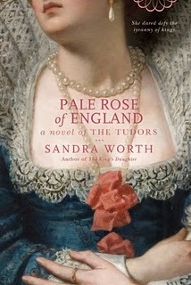 Pale Rose of England by Sandra Worth