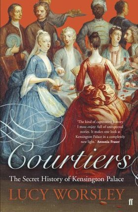 Courtiers by Lucy Worsley