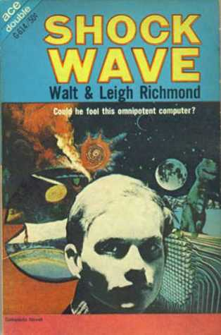 Envoy To The Dog Star / Shock Wave by Frederick L. Shaw Jr.