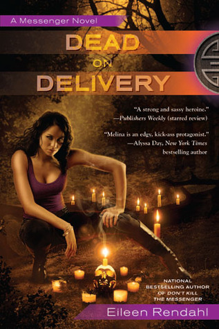 Dead on Delivery by Eileen Rendahl