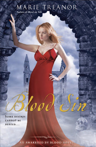 Blood Sin by Marie Treanor