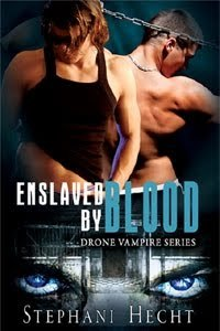 Enslaved By Blood by Stephani Hecht