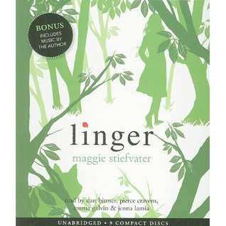 Linger (Wolves of Mercy Falls, Book 2)-ExLibrary