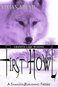 First Howl by Vivian Arend