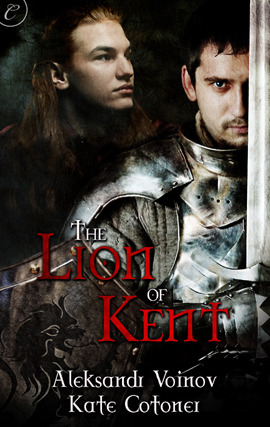 The Lion of Kent by Aleksandr Voinov