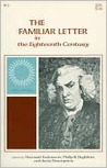 The Familiar Letter in the Eighteenth Century
