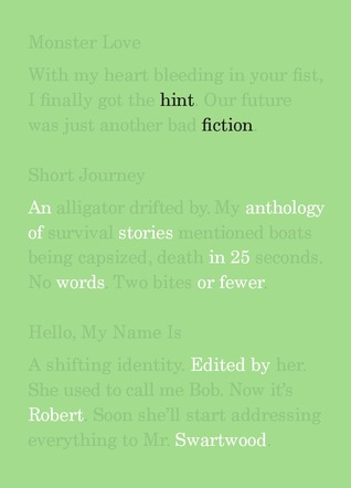 Hint Fiction by Robert Swartwood