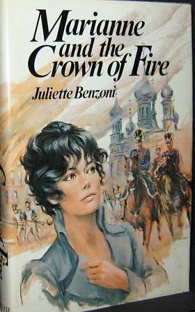Marianne and the Crown of Fire  (Marianne #7)