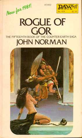 Rogue of Gor by John Norman
